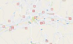 Podívejte se na mapu, kde všude najdete naši práci