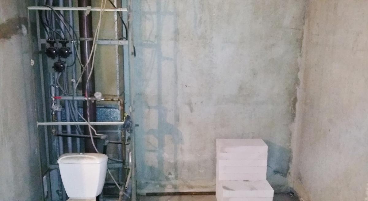 Rekonstrukce panelového bytu ve Zlíně