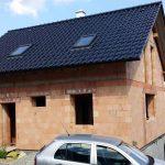 Stavba rodinného domu ve Zlíně - Kostelci