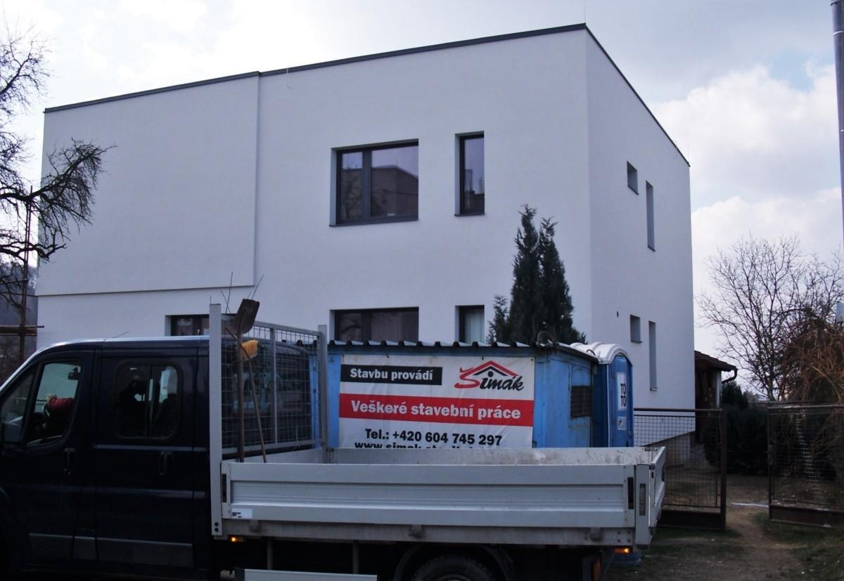 Rekonstrukce rodinného domu ve Zlíně