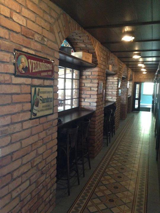 Rekonstrukce polyfunkčního objektu a restaurace U Osla ve Zlíně
